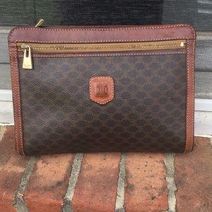 Handbags - 💫REDUCED💫Authentic Celine Macadam Clutch